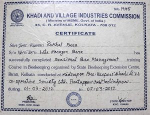 Khadi & Village Industries Commission Certified