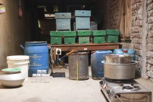 Equipments For Honey Collection